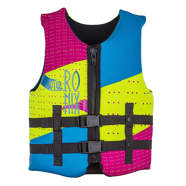 Ronix August Youth Junior Life Vest, , 600