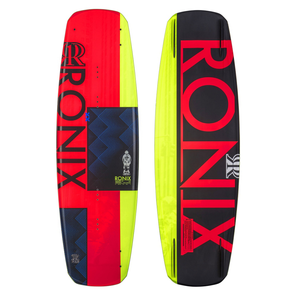 Ronix Quarter Til Midnight Womens Wakeboard im test