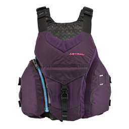 Astral Layla Womens Kayak Life Jacket 2018, Eggplant, 256