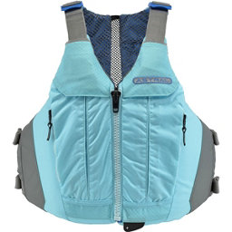 Astral Linda Womens Kayak Life Jacket 2018, Glacier Blue, 256