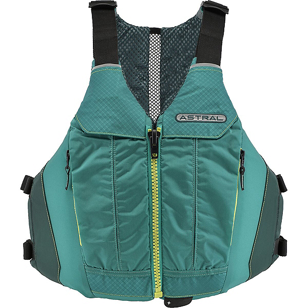 Astral Linda Womens Kayak Life Jacket, Pine Needle Green, 600