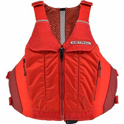 Astral Linda Womens Kayak Life Jacket 2018, Rosa Red, 256