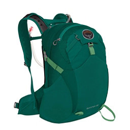 Osprey Skimmer 22 Hydration Pack 2017, Jade Green, 256
