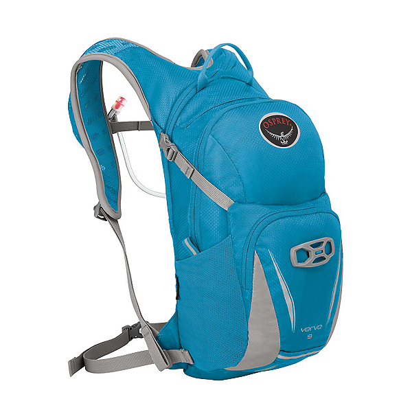 Osprey Verve 9 Hydration Pack, Azure Blue, 600