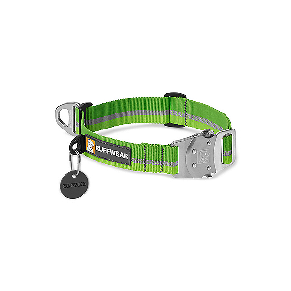 Ruffwear Top Rope Collar 2017, Meadow Green, 600
