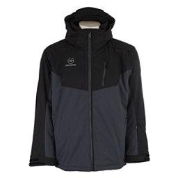 Rossignol Elite Mens Insulated Ski Jacket, Cold Grey, 256