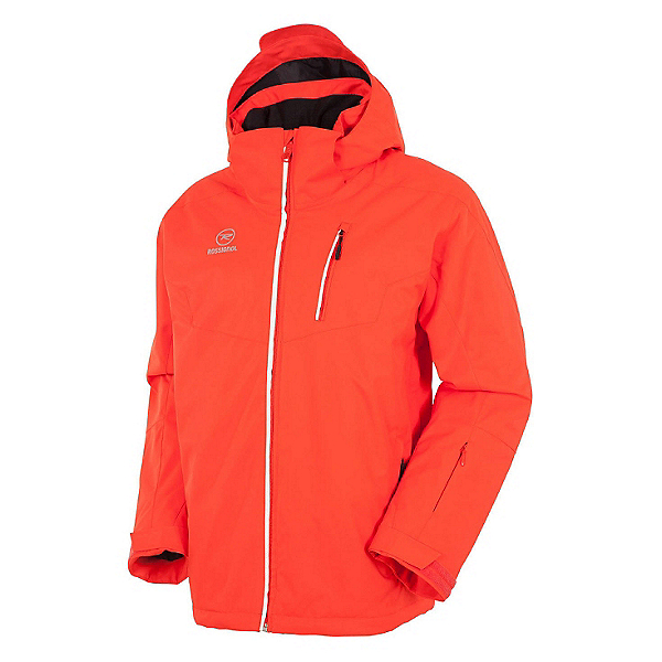 Rossignol Elite Mens Insulated Ski Jacket, Blaze Red, 600