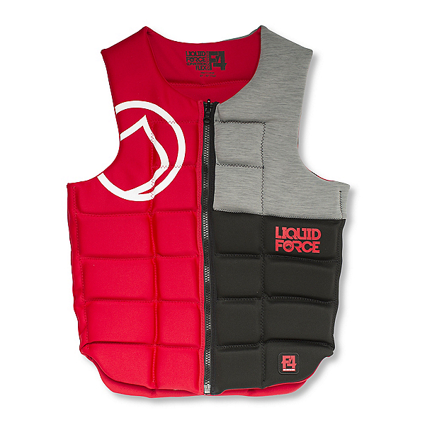 Liquid Force Flex Comp Adult Life Vest, , 600