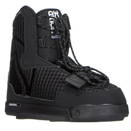 Liquid Force Next Wakeboard Bindings, Black, 256