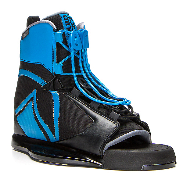 Liquid Force Index Wakeboard Bindings 2018, Blue-Black, 600