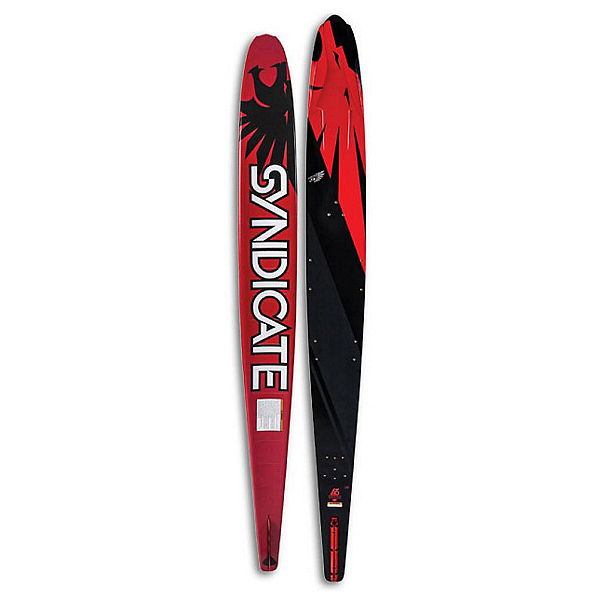 HO Sports Syndicate A3 Slalom Water Ski, , 600