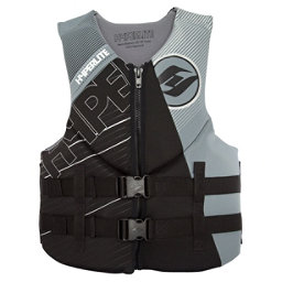 Hyperlite Indy Neo Adult Life Vest, Grey, 256