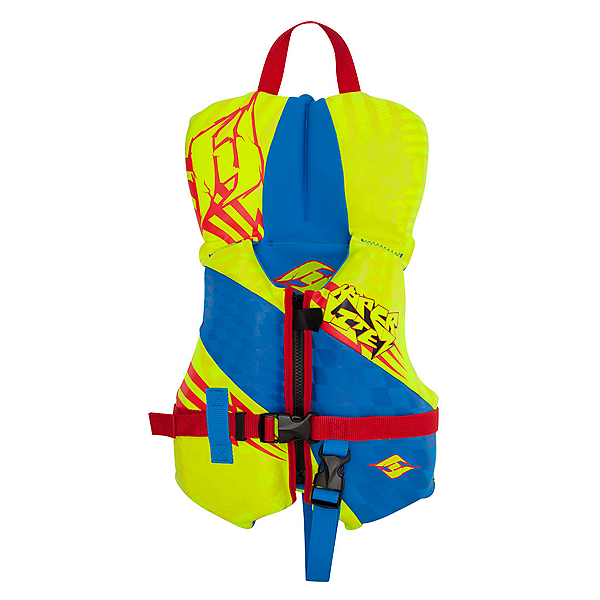 Hyperlite Toddler Indy Neo Boys Infant Life Vest 2017, Volt-Blue, 600