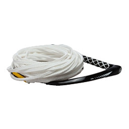 Hyperlite Apex Handle Wakeboard Rope, White, 256