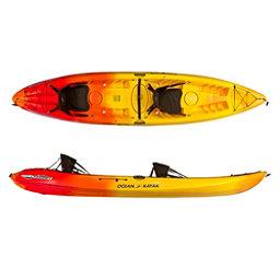 Ocean Kayak Malibu 2XL Tandem Kayak 2018, Sunrise, 256