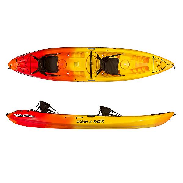 Ocean Kayak Malibu 2XL Tandem Kayak 2019, Sunrise, 600