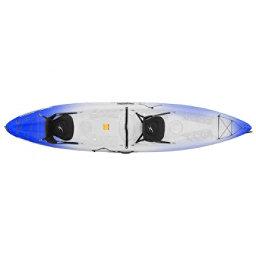 Ocean Kayak Malibu 2XL Tandem Kayak 2018, Surf Blue, 256