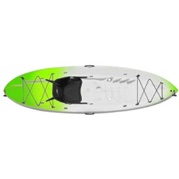 Ocean Kayak Frenzy Sit On Top Kayak 2018, Envy Green, 256