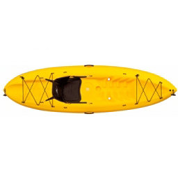 Ocean Kayak Frenzy Sit On Top Kayak 2018, Yellow, 256