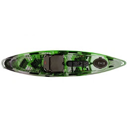 Old Town Predator 13 Kayak 2017, Lime Camo, 256