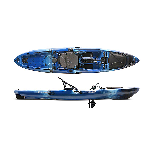 Native Watercraft Slayer Propel 13 Kayak, Blue Lagoon, 600