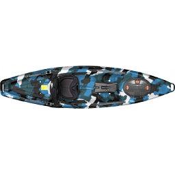 Feelfree Moken 10 Lite Kayak, Blue Camo, 256