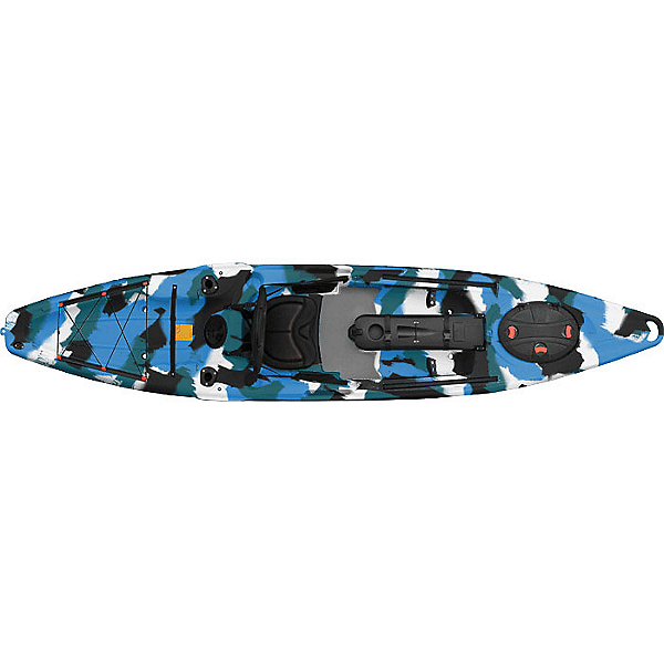 Feelfree Moken 12.5 Kayak, Blue Camo, 600