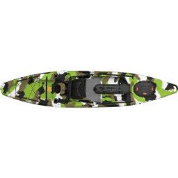 Feelfree Moken 12.5 Kayak, Lime Camo, 256