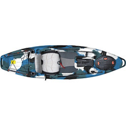 Feelfree Lure 10 Kayak 2018, Blue Camo, 256