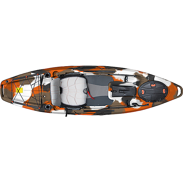 Feelfree Lure 10 Kayak 2019, Orange Camo, 600