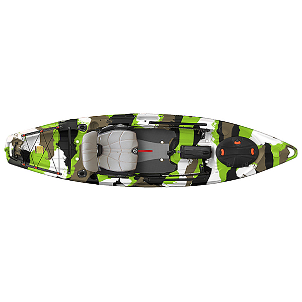 Feelfree Lure 11.5 Kayak 2019, Lime Camo, 600