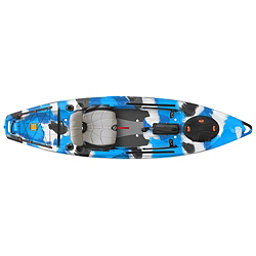 Feelfree Lure 11.5 Kayak 2017, Blue Camo, 256