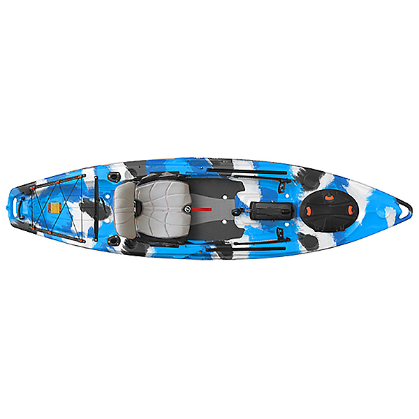 Feelfree lure 11 5 kayak 2018 for Feelfree lure 11 5 with trolling motor