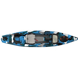 Feelfree Lure 13.5 Kayak 2018, Blue Camo, 256