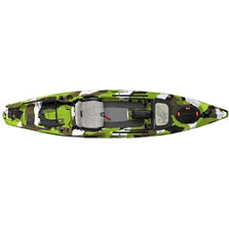 Feelfree Lure 13.5 Kayak 2018, Lime Camo, 256