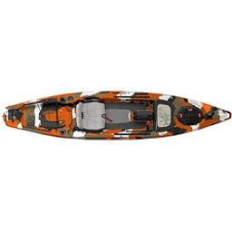 Feelfree Lure 13.5 Kayak 2018, Orange Camo, 256