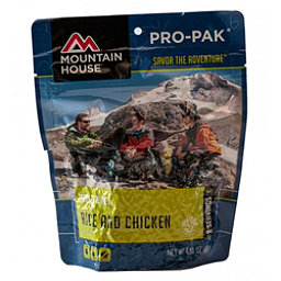 Mountain House Rice and Chicken 2017, , 256
