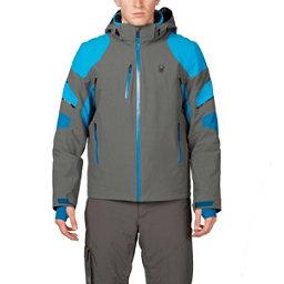Spyder Verbier Mens Insulated Ski Jacket (Previous Season), Polar-Electric Blue-Concept Bl, 256