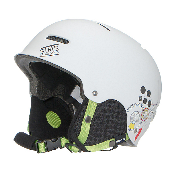 Sims Lefty Audio Helmet, , 600