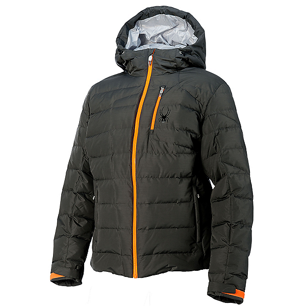 Spyder Impulse Down Mens Insulated Ski Jacket 2016