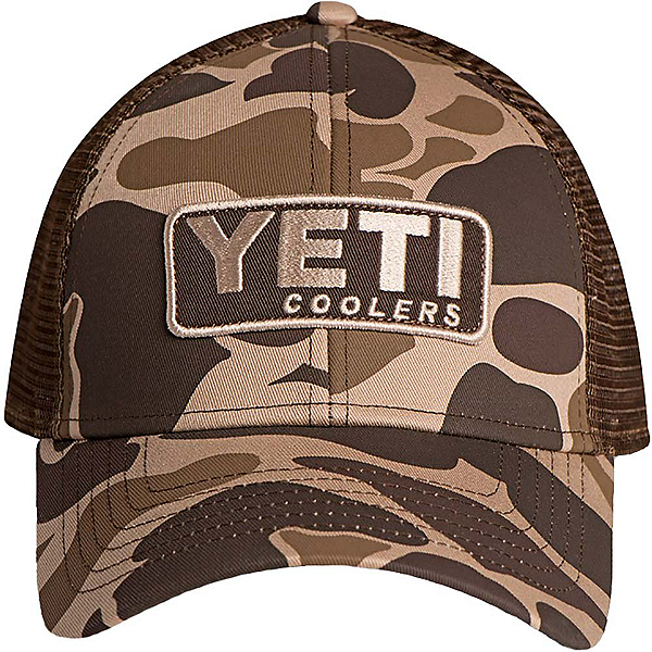 YETI Custom Camo Trucker Hat, Camo, 600