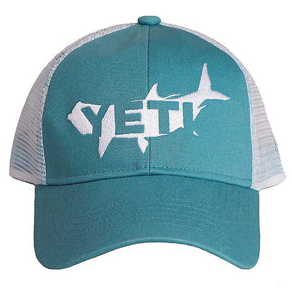 YETI Tarpon Trucker Hat, Teal, 600