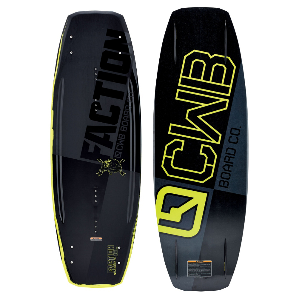 CWB Faction Blem Wakeboard im test