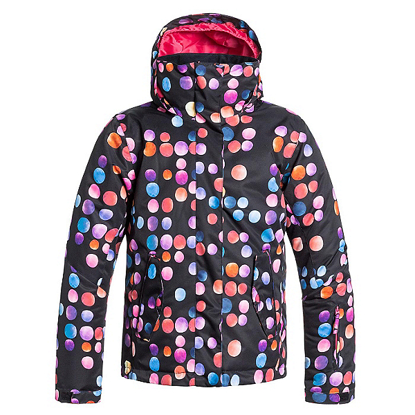 Roxy Jetty Girls Snowboard Jacket, , 600