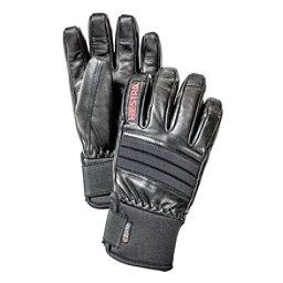 Hestra Dexterity Gloves, Black-Black, 256