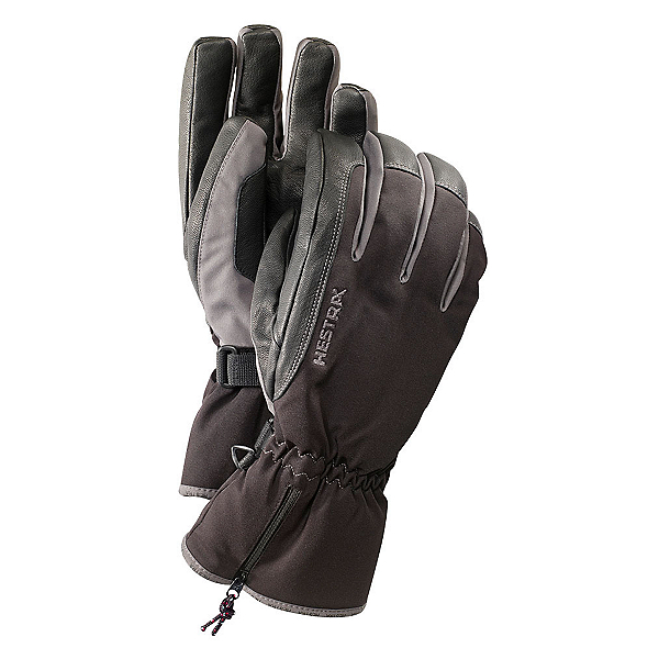 Hestra CZone Leather Gloves, , 600