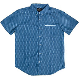United By Blue Wenlock Chambray Mens Shirt, Blue, 256
