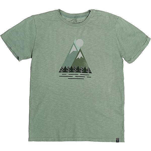 United By Blue Triangle Peak Mens T-Shirt, , 600