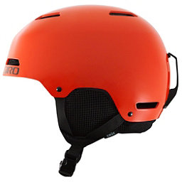 Giro Crue Kids Helmet, Glowing Red, 256