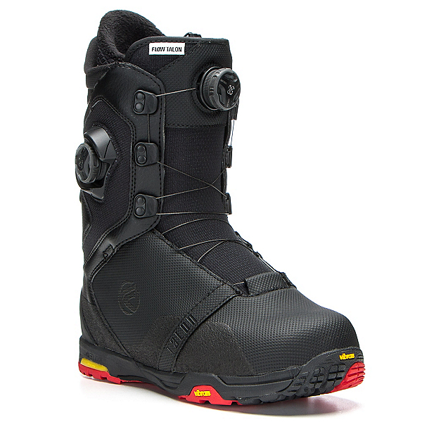 Flow Talon Boa Focus Snowboard Boots, Black, 600